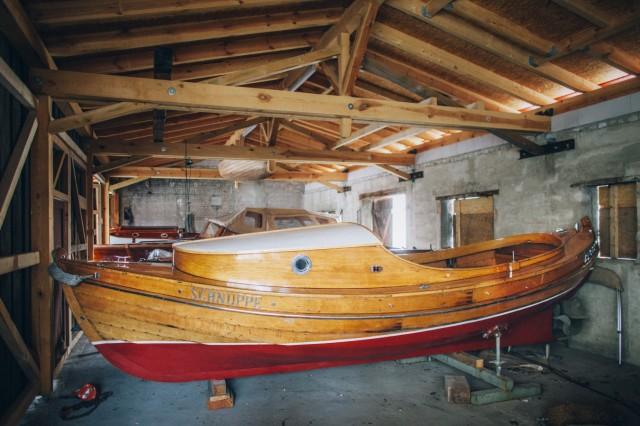 Alte Boote neu restaurieren