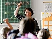 Lehrerin Schule