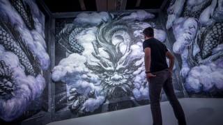 Streetart-Festival 'Magic City - Die Kunst der Straße'