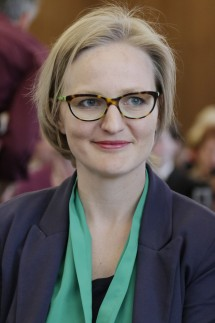 Berlin Bundesministerium des Innern Tag des Peacekeepers Franziska Brantner