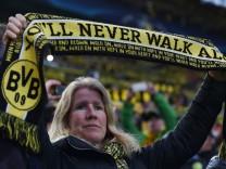 Borussia-Dortmund-Fan