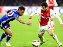 Ajax Amsterdam v FC Schalke 04       - UEFA Europa League Quarter Final: First Leg