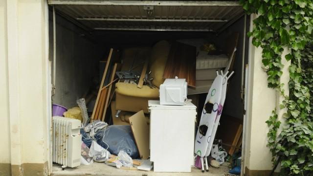 Kühlschrank Im Auto Lagern : Kein platz fürs auto: rumpelkammer statt garage geld