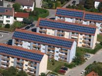 Themengebiet Immobilien -  Solardaecher /Energiegewinnung aus Solarzellen