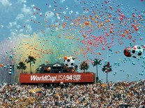 USA: World Cup 1994 Final Ceremony; USA