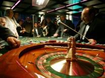 Roulette im Spielcasino, 2005