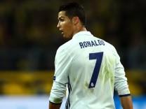 Borussia Dortmund v Real Madrid CF - UEFA Champions League; Ronaldo