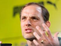 Pressekonferenz von Borussia Dortmund