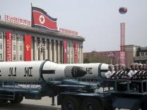 """Nordkorea ´Tag der Sonne"""""""
