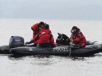 Tödlicher Tauchunfall am Starnberger See