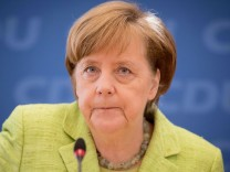 Gremiensitzung der Bundespartei - CDU-Präsidium