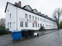 Boardinghaus. Am Neubruch 39-41, Moosach