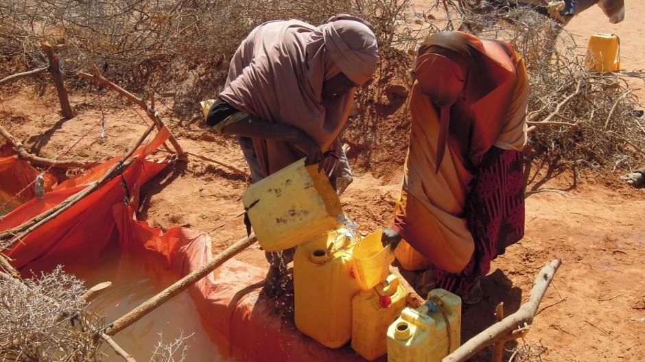 Hunger in Somaliland
