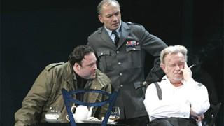 "Gert Voss als ""Wallenstein"" in Wien"