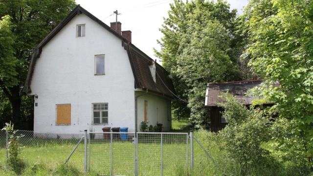 Haus an der Raheinstraße 3 in Feldmoching bei München, 2014