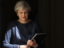 Theresa May Announces A General Election