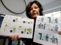 Illustrationen abgekupfert? Verein verklagt