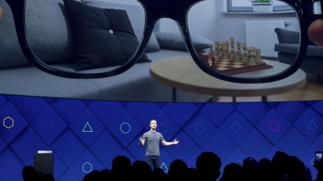 Facebook-Entwicklerkonferenz F8