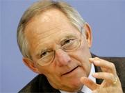 Wolfgang Schäuble, AP