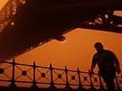 Sydney sieht rot (Bild)