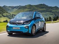 BMW i3 im Test