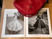 Fashion & Fantasy   Annette Schlagheck, ein Second-Hand-Laden in der Fürstenstr. 17, Im Gartenhaus, 80333 München, (Maxvorstadt). Arbeitstitel Funkstelle