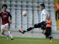 München: Regionalliga Fussball 16/17 - TSV 1860 v. FC Ingolstadt 04 II