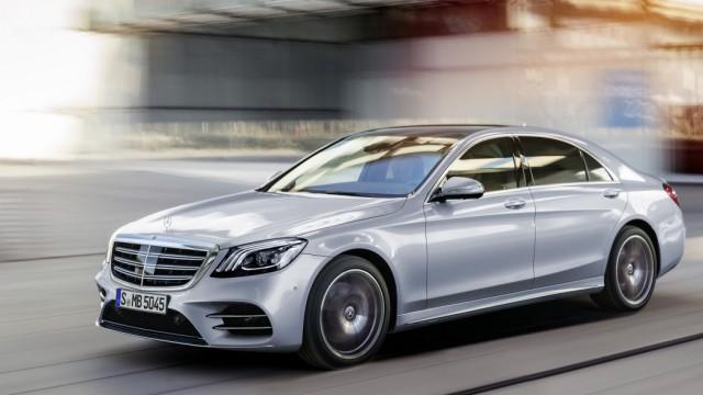 Mercedes S-Klasse wird sparsamer, schlauer und komfortabler