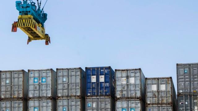 Außenhandel Handelsüberschuss