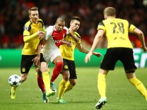AS Monaco v Borussia Dortmund - UEFA Champions League Quarter Final: Second Leg