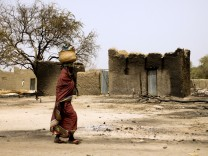 Spuren des Terrors von Boko Haram im Tschad