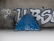 Number Of Homeless In Berlin Climbing
