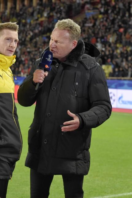 19 04 2017 Fussball Champions League 2016 2017 Viertelfinale Rückspiel AS Monaco Borussia Dortm