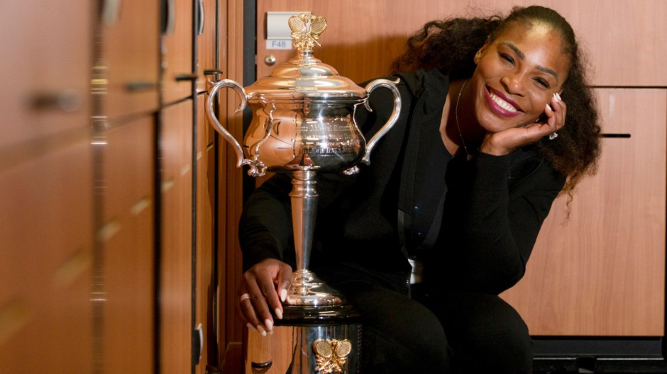 Tennis Serena Williams
