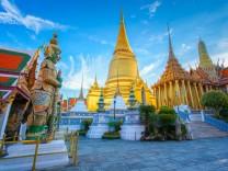 Bangkok Tempel Wat Phra Kaeo