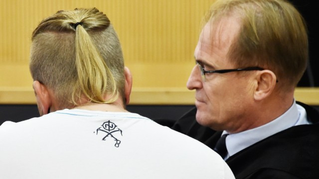 Berufungsprozess um Nazi-Tattoo