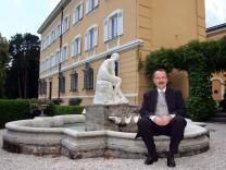 Udo Hahn, neuer Chef der Evangelischen Akademie Tutzing