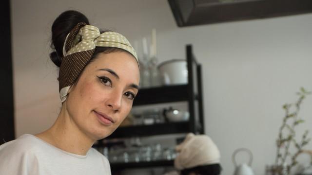 Reden wir über Geld Köchin und Künstlerin Tainá Guedes