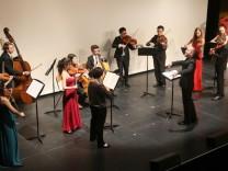 Gala-Konzert zu den Musiktagen; 17. Starnberger Musiktage