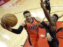 Houston Rockets - Oklahoma City Thunder