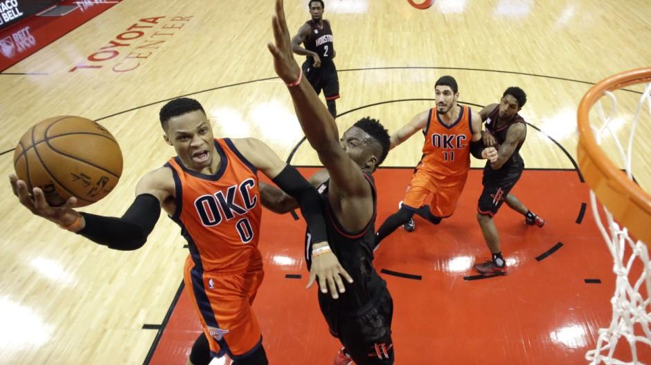 Houston Rockets - Oklahoma City Thunder