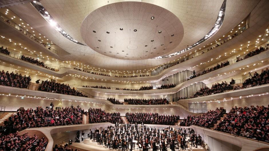 100 Tage Elbphilharmonie
