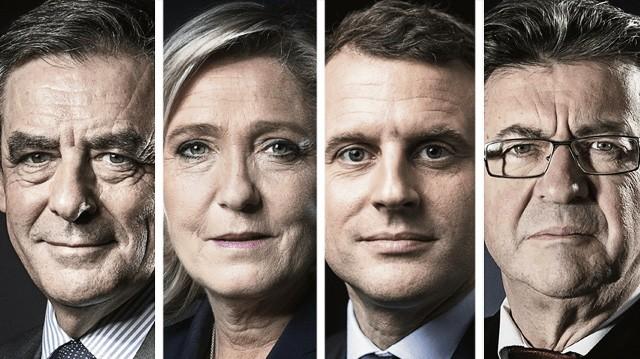 Wahl in Frankreich - Kampf um den Élysée-Palast
