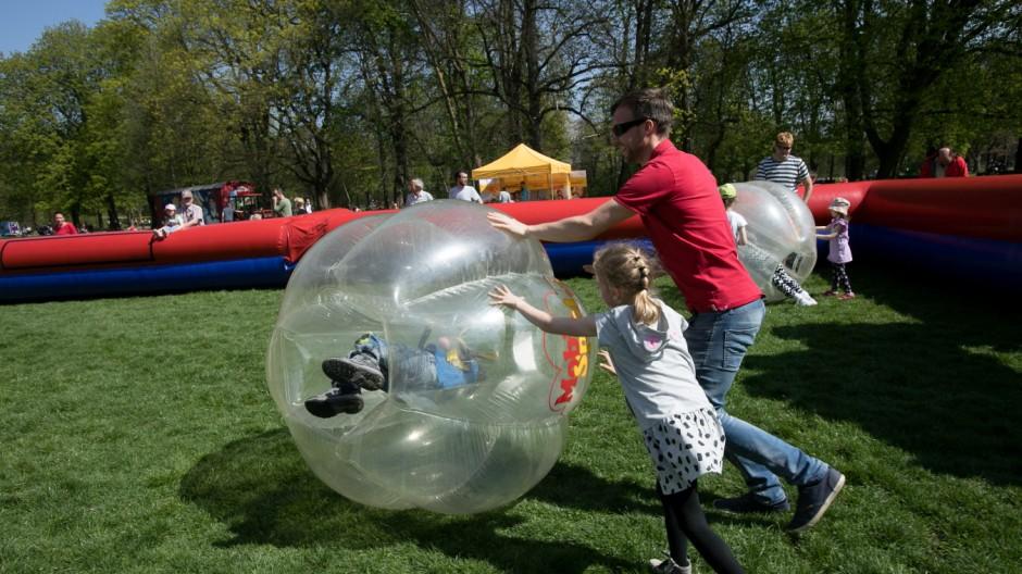 Luitpoldpark Spielfest