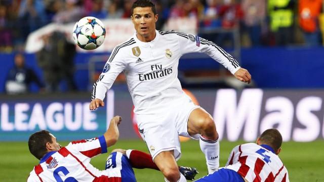 Real Madrid - Atletico Madrid