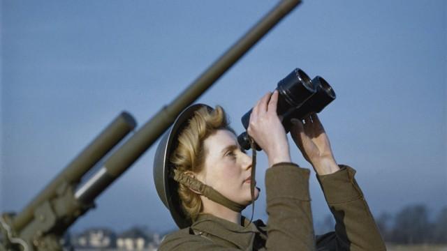 Zweiter Weltkrieg Zweiter Weltkrieg in Farbe