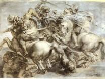 Peter Paul Rubens Battle of Anghiari