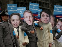 Köln vor dem  AfD-Parteitag