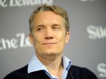 """Oliver Samwer beim """"Süddeutsche Zeitung Wirtschaftsgipfel"""" in Berlin, 2016"""