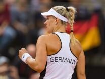 Fed Cup Deutschland - Ukraine